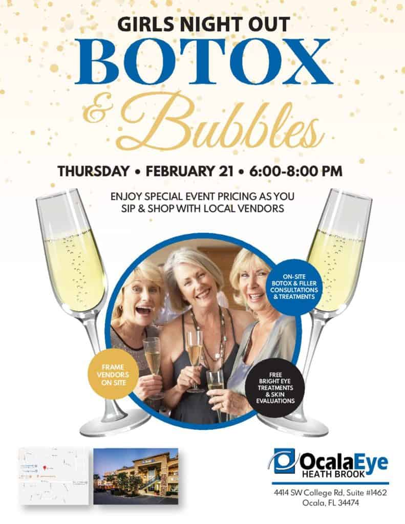 Botox and Bubbles